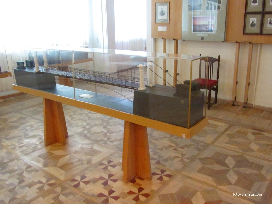 Музей мостов в Красном Селе | Красносельский район