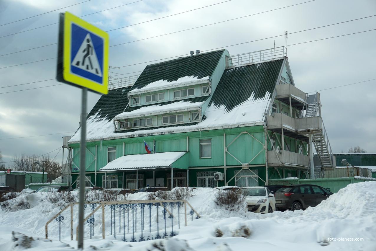 Пристанционная улица | Ступино (Ступинский район)