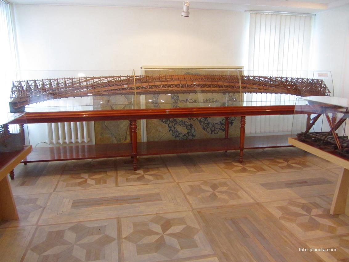 Музей мостов в Красном Селе