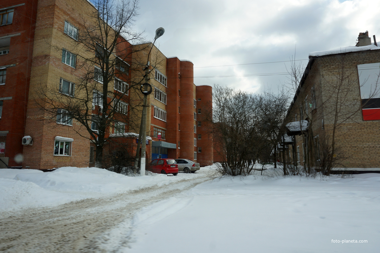 Кирова улица
