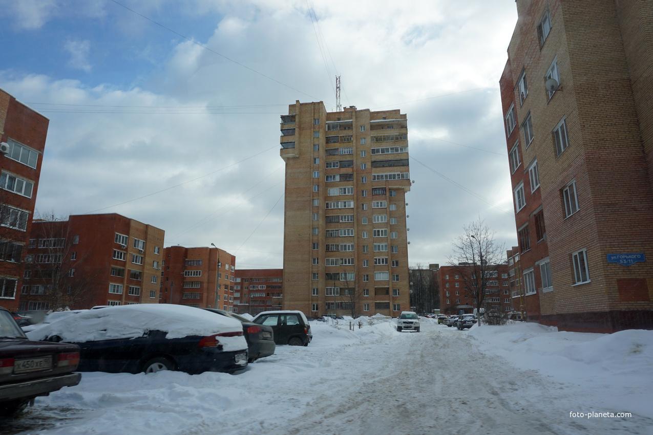Улица Горького | Ступино (Ступинский район)