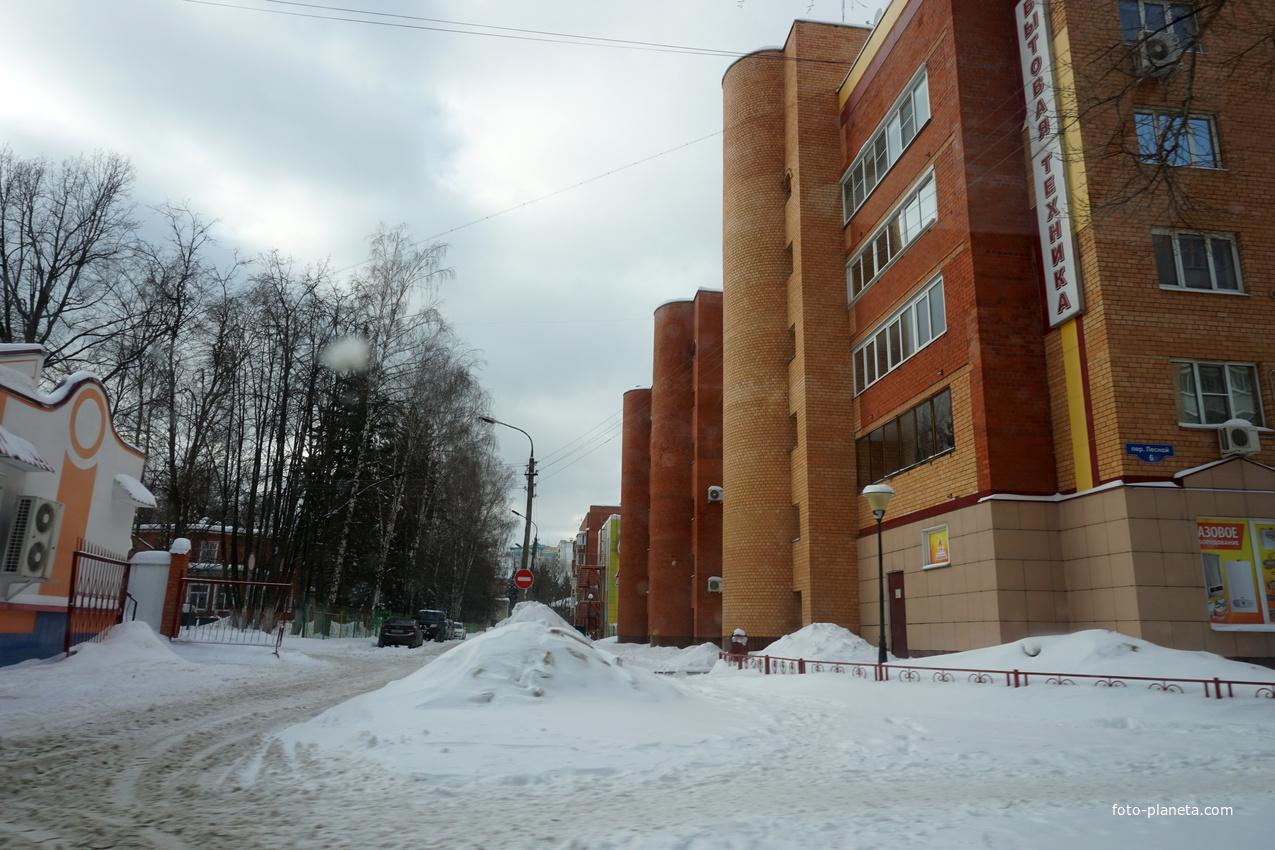 Достоевского улица | Ступино (Ступинский район)