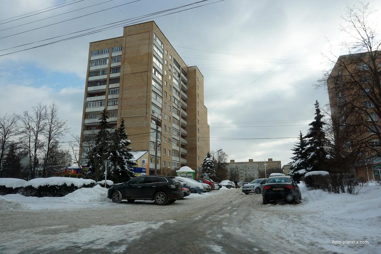 Улица Андропова   Ступино (Ступинский район)