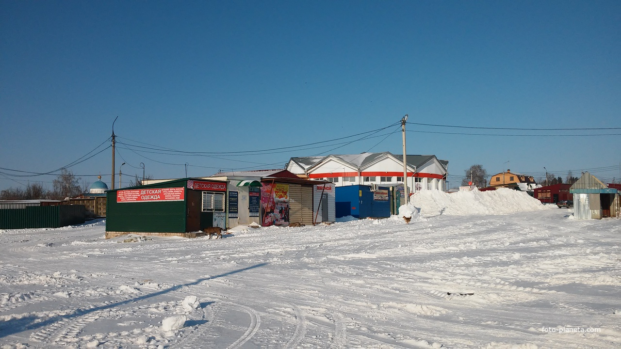 Кромской базар | Кромы (Кромской район)