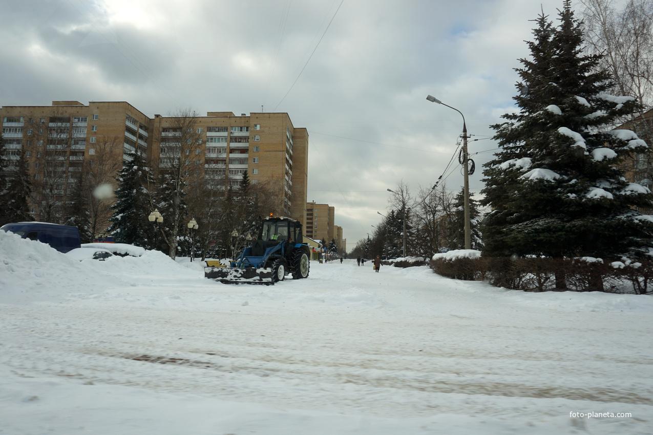 Андропова улица | Ступино (Ступинский район)