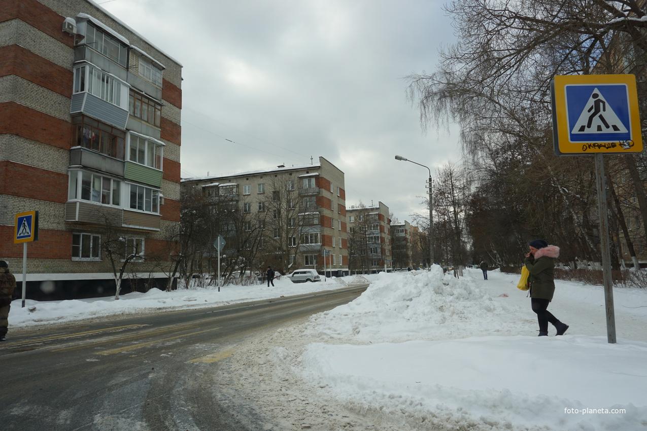 Чайковского улица | Ступино (Ступинский район)
