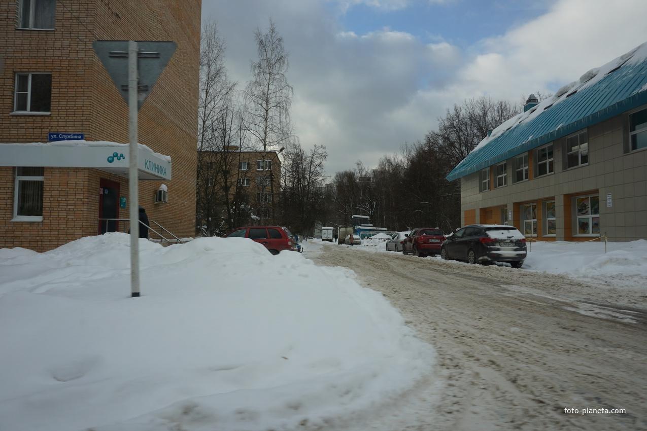 Калинина улица   Ступино (Ступинский район)