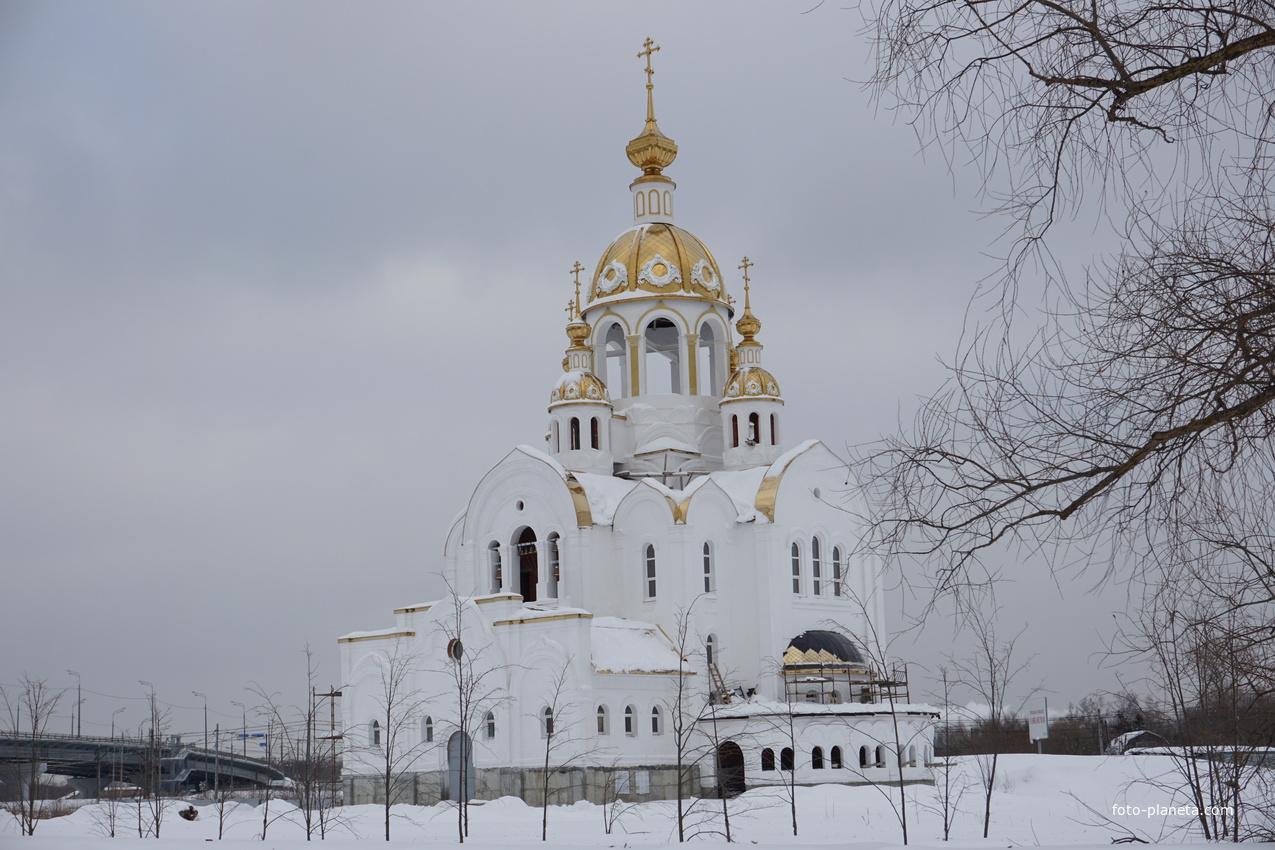 Всех Святых в земле Российской просиявших собор | Ступино