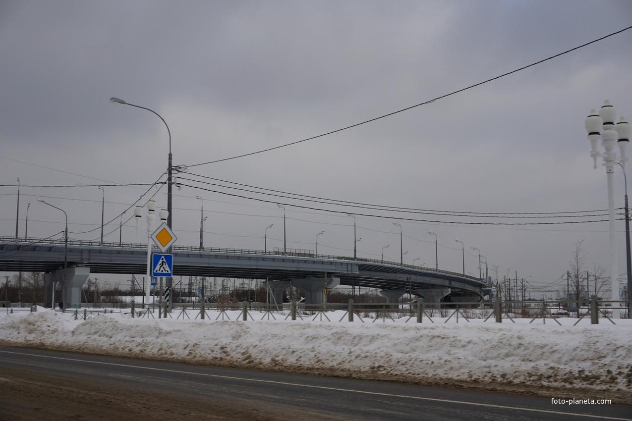 Староситенский мост