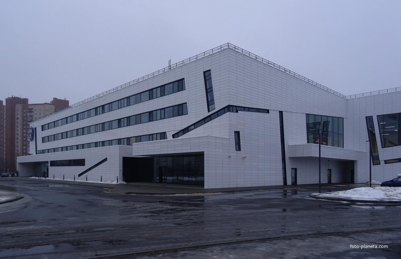 Российский проспект, дом № 6