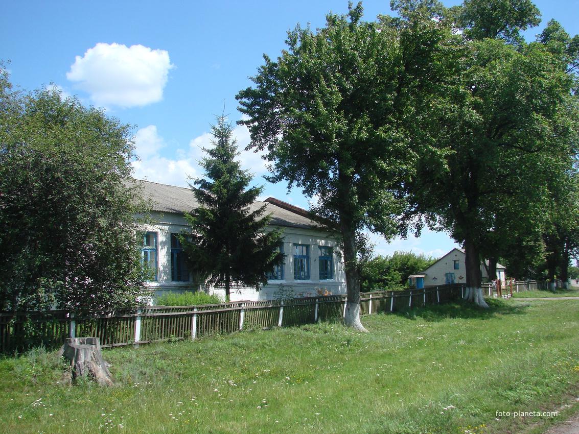 Школа | Горобовка (Белопольский район)