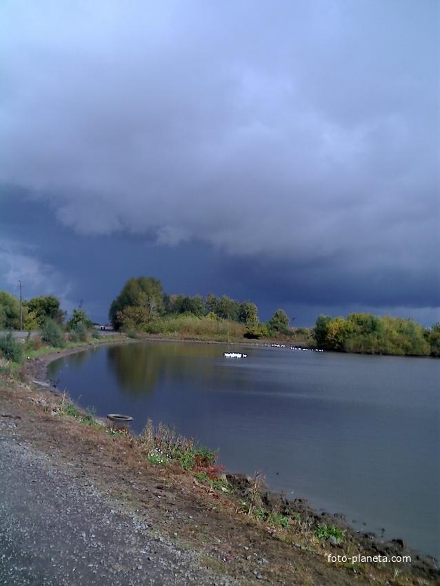 озеро токаревское рыбалка
