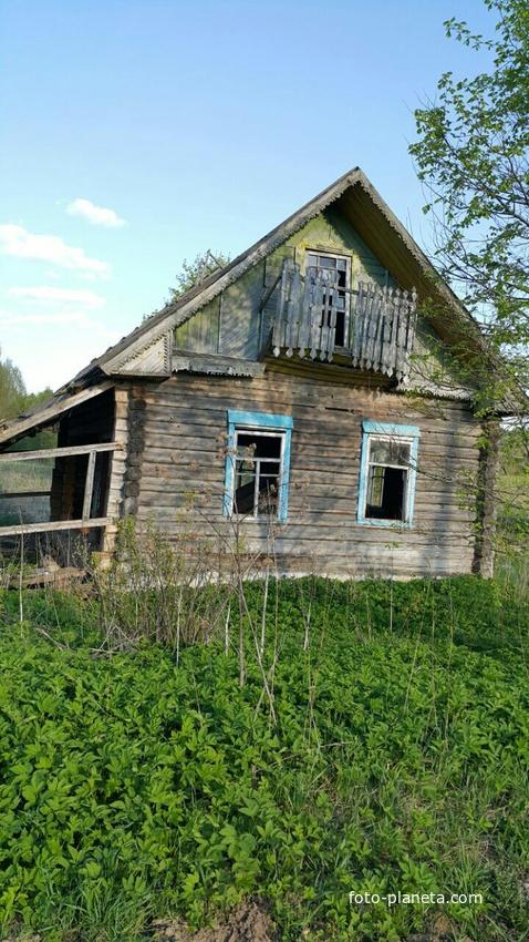 Дом Бендиковой Феклы