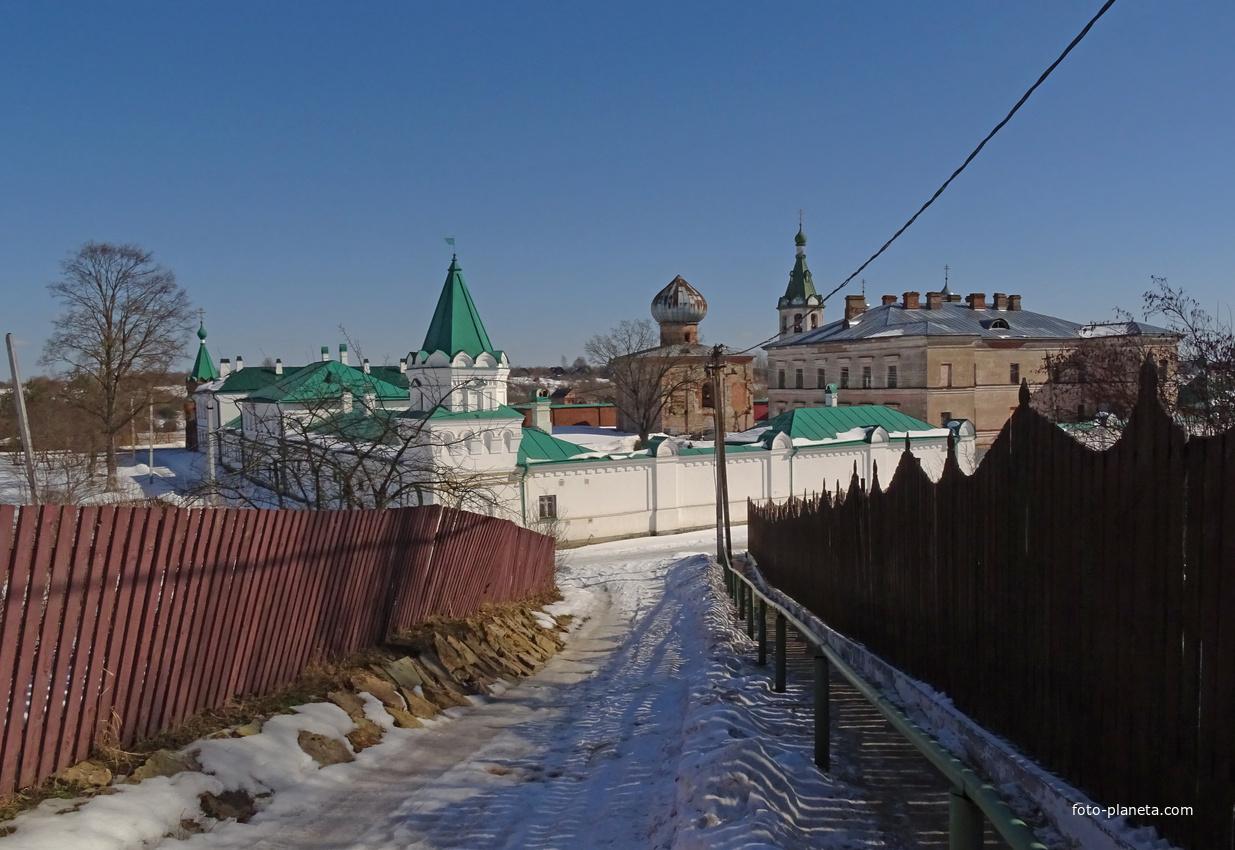 Никольский мужской монастырь | Старая Ладога (Волховский район)