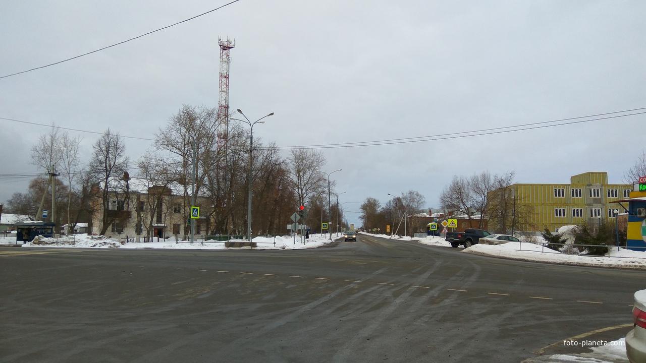 Советская улица | Михнево (Ступинский район)