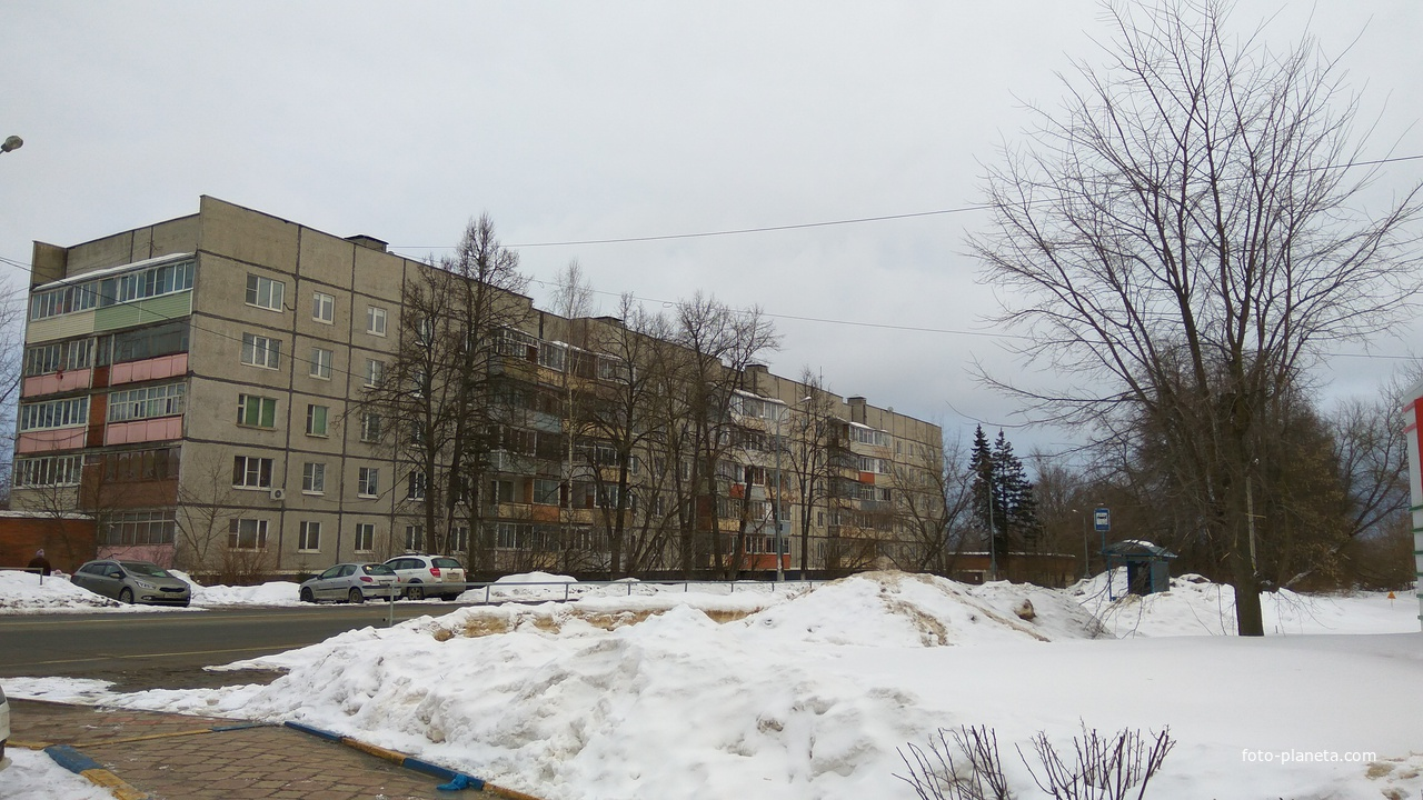 Московская улица | Михнево (Ступинский район)