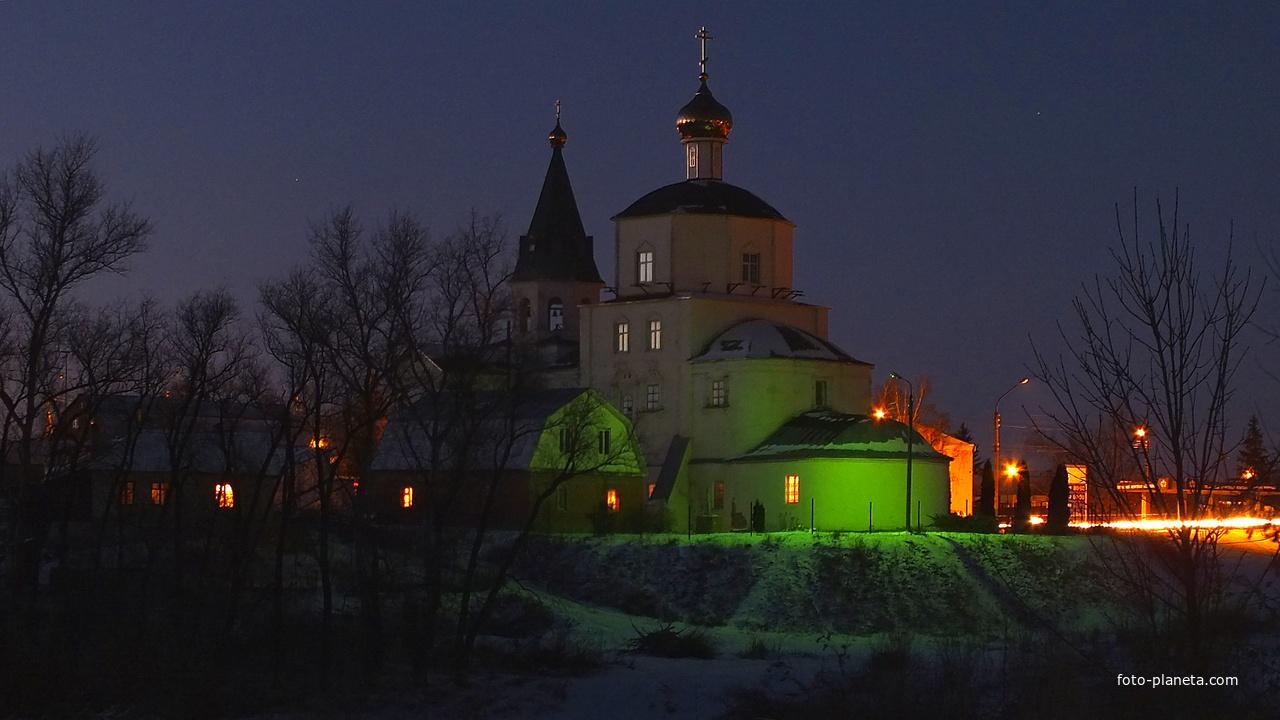 Зимний вечер. | Мценск (Мценский район)