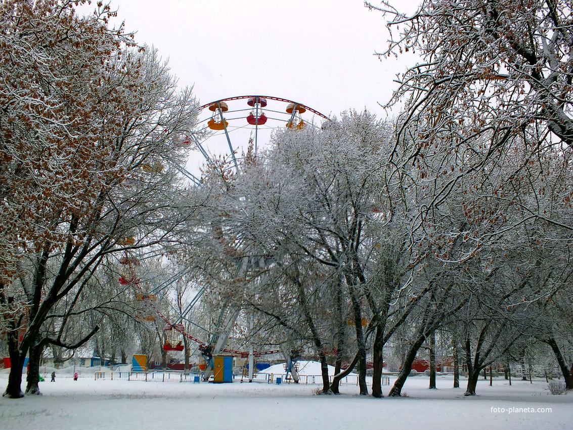 Зимний парк. | Мценск (Мценский район)