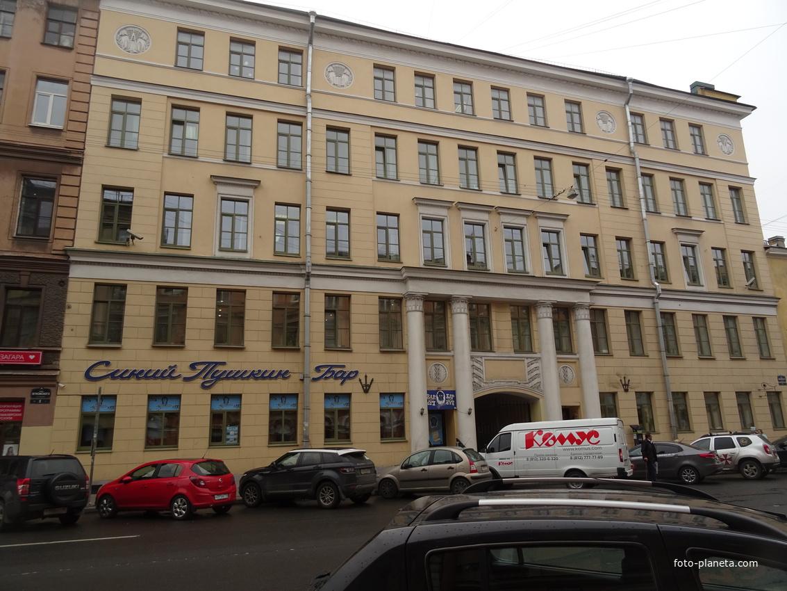 Улица Жуковского, 3