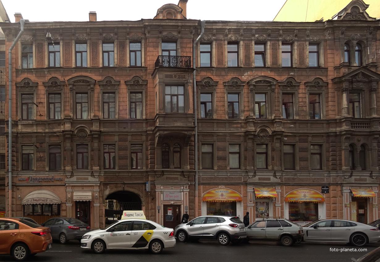 Улица Жуковского, 49