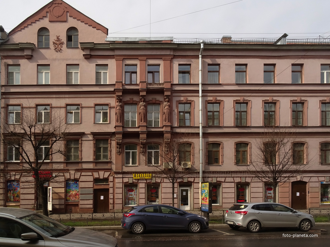 Улица Маяковского, 18