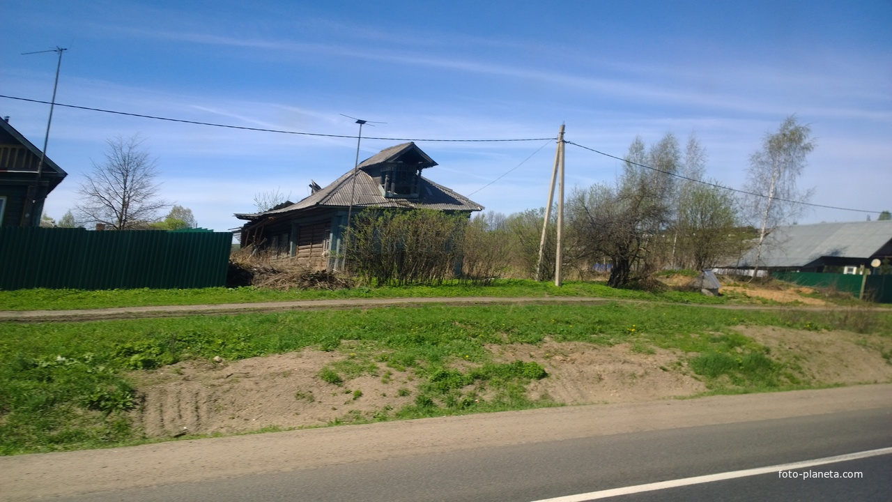 Село Новое | Переславский район