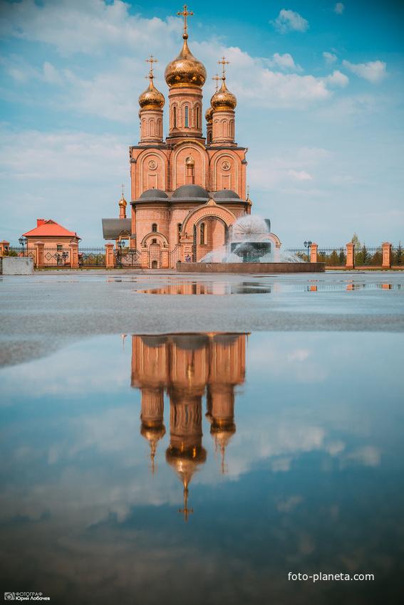 Храм Святой Троицы | Осинники (Кемеровская область)