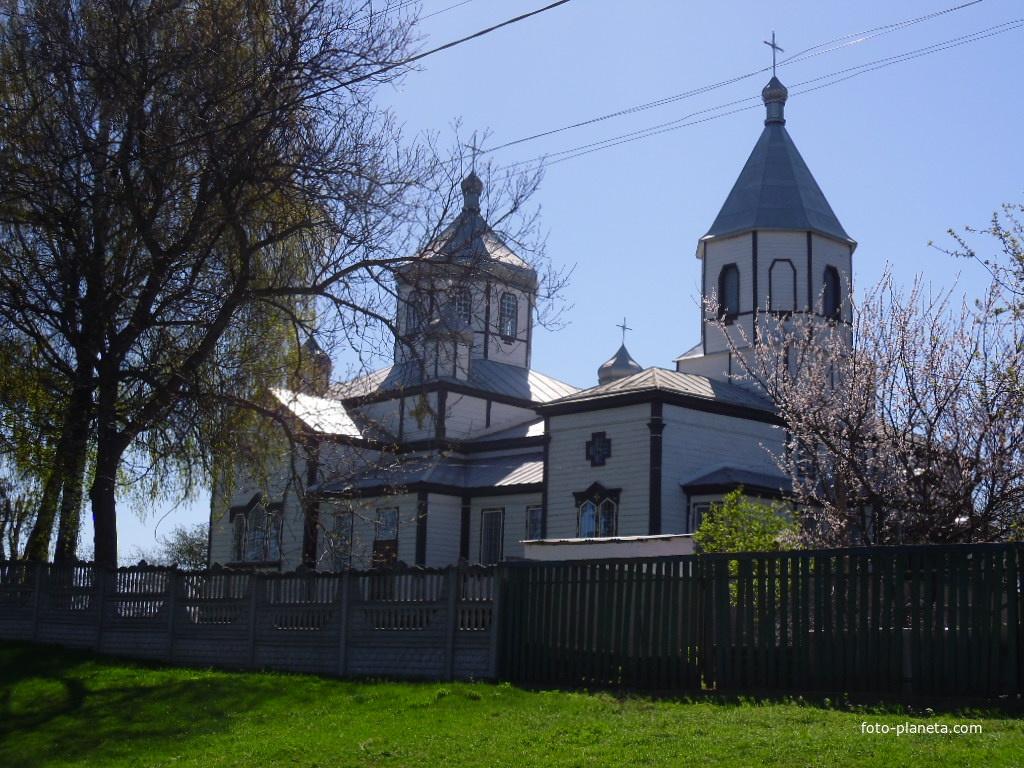 Церква святого архангела Михаїла(1845р).