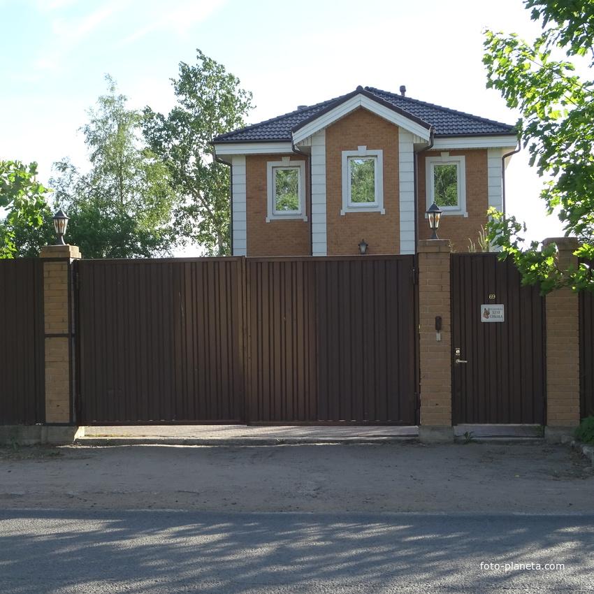 пр. Красных Командиров