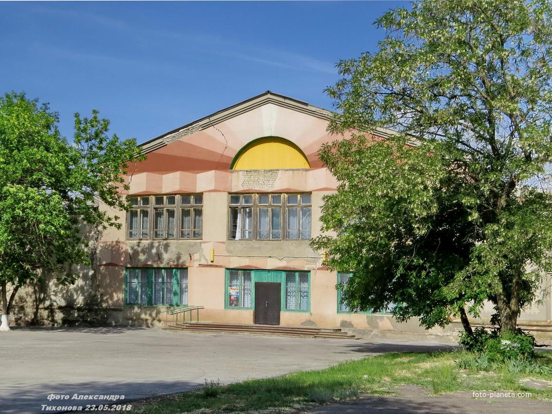 Сельский Домкультуры | Тормосин (Чернышковский район)