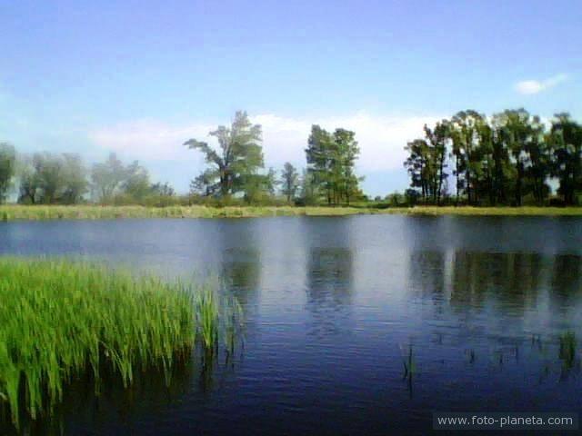 рыбалка водоем карьеры село саратовка
